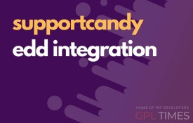 support candy edd integration