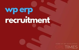 wp erp recruitment