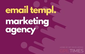email temp marketing agency