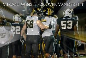 Mizzou Wins Over Vanderbilt