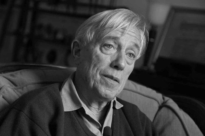 Portrait de l'architecte Jean-Jacques Terrin
