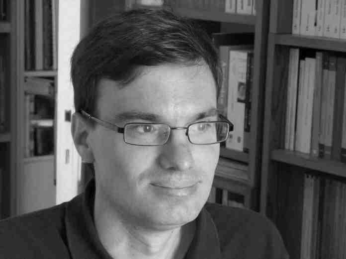 Portrait du géographe Laurent Chalard