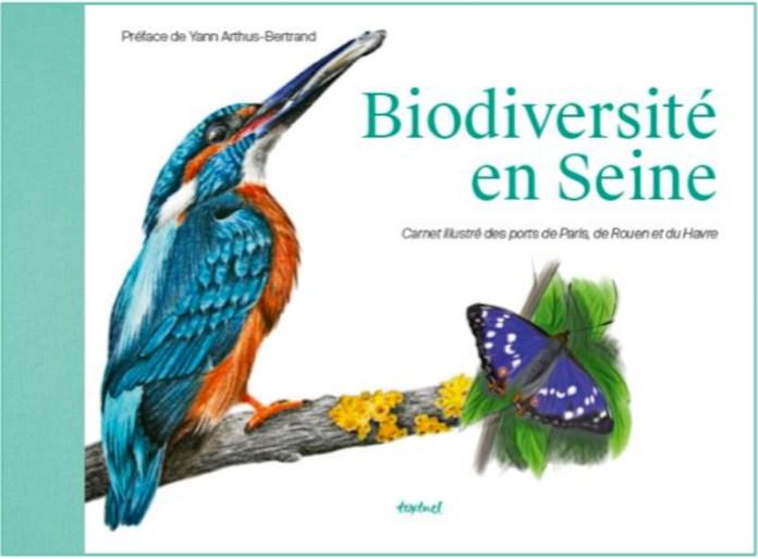 Couverture du livre Biodiversité en Seine