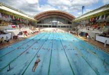 Vue de la piscine Georges-Vallerey découverte