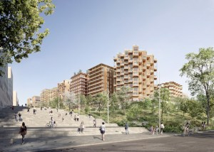 Visites publiques du futur village olympique @ Saint-Denis