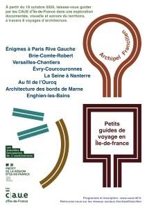 """""""Archipel francilien"""" : voyages d'architecture des CAUE"""