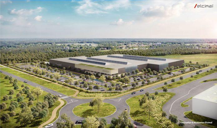 Visuel usine du futur Senart Elcimai
