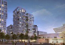 Programme immobilier Emergences à Bagneux