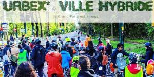 2è étape du tour à vélo des aménagements cyclables du Grand Paris - Ville Hybride