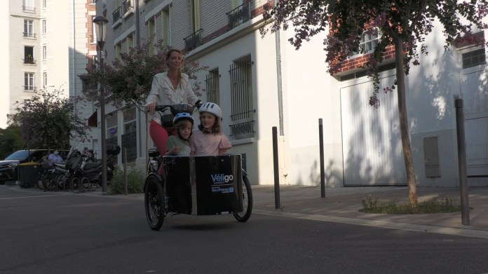 Véligo-triporteur