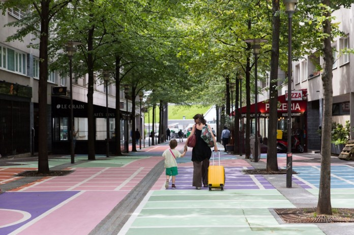 Design actif à Paris