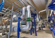 Réseau de chaleur YGéo. Crédit : Engie Solutions