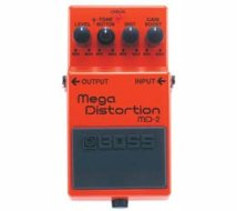 Boss - MD-2, Mega Distortion