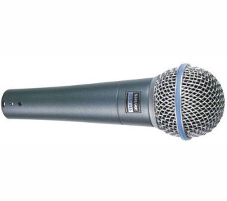 Shure - BETA58A, Mikrofon(dynamic, vocal)