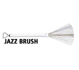Vic Firth - Metall Visper, Jazz Brush WB