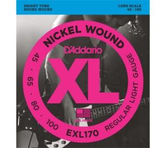 DAddario - EXL-170 El. Bass (045-100)