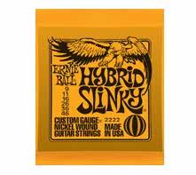 Ernie Ball - Hybrid Slinky .009 - .046