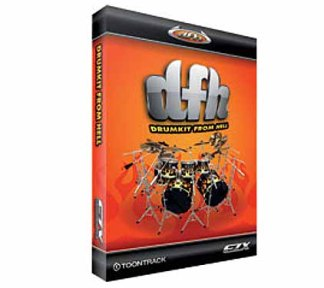 Toontrack - EZX Drumkit From Hell [Download]