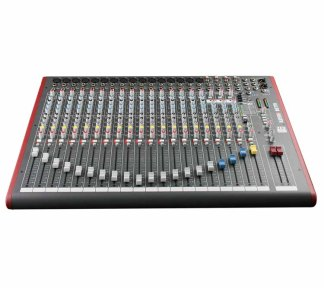Allen & Heath - ZED22FX, 16 Mono 3 Stereo with USB and Sonar