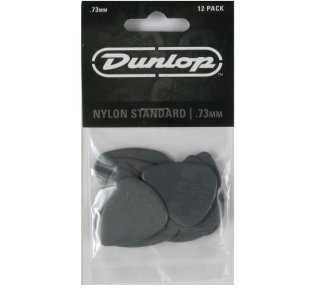 Dunlop - Nylon Standard, 0.73mm (12 stk)