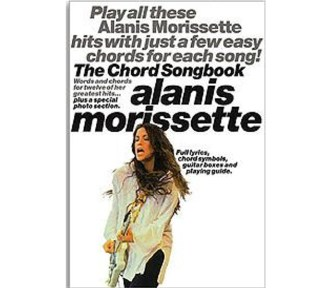 The Chord Songbook - Alanis Morissette