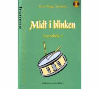 Midt i Blinken bok 1 Trommer m/CD
