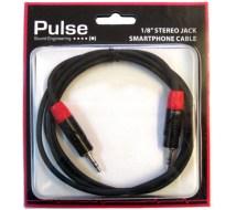 Pulse - 1,5m 1/8 Stereo Jack - 1/8 Stereo Jack