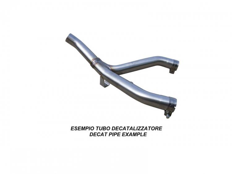 GPR EXHAUST SYSTEM COMPATIBLE FOR BMW R 1150 GS 1999/03 R
