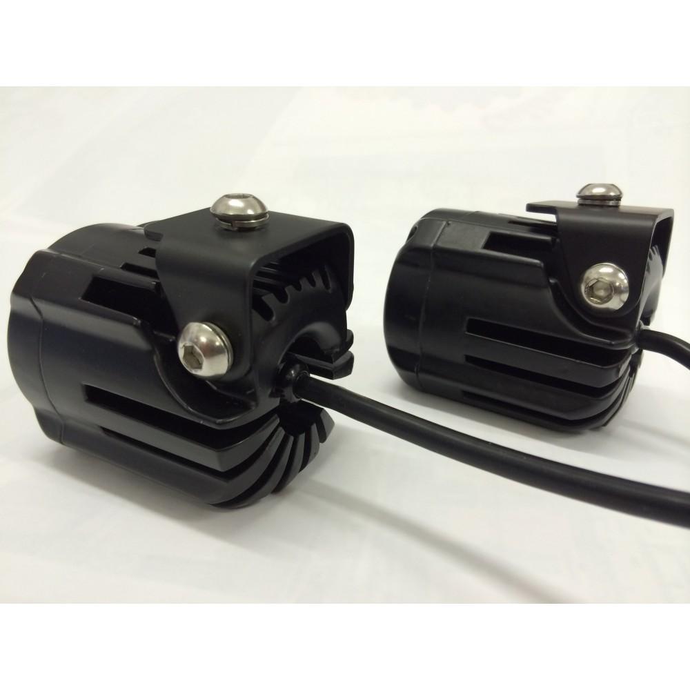 medium resolution of raptor led spot light kit universal fog light kit wiring relay switch further garmin ram mount