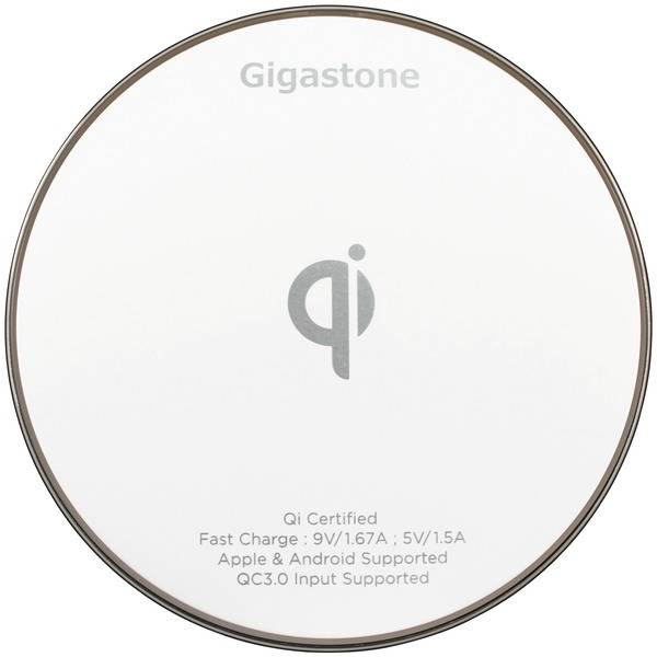 GA-9600 Qi Certified by GIGASTONE