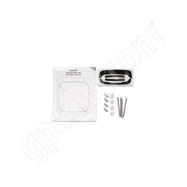 Garmin echo 200 and 500c 550c Series Flush Mount Kit