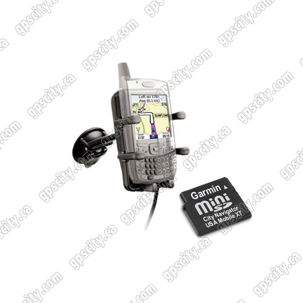 Garmin Mobile 20 Bluetooth Cell Phone GPS System