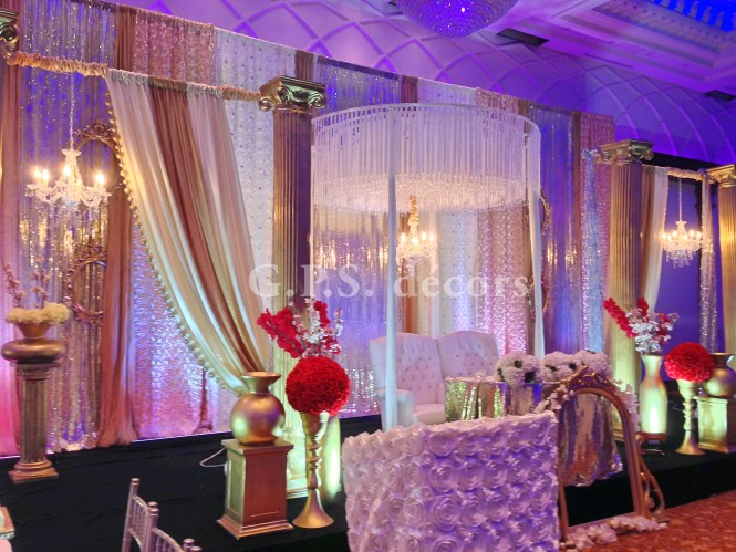 Wedding Decorations For Banquet Halls And Ceremonies In Toronto Mississauga Brampton Decorators Backdrops