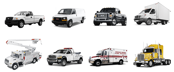 Vehicles & Assets That Can Be Tracked By GPS Fleet