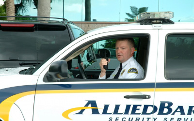 Allied Barton Security Officer Cover Letter