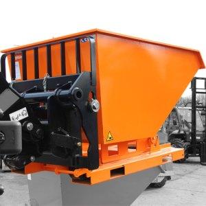 Eichinger Tipping Skip 2013 for Fork Lift Trucks with Crane Lifting Lug option