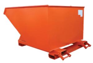 Altru Teleskip Tipping Skip Model TS for Telehandlers 2000Kg 500 Litre – 1750 Litre