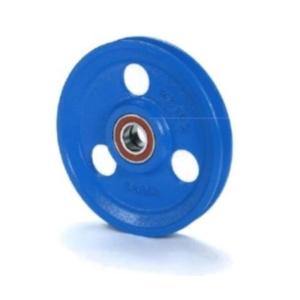 Pulley / Sheave with Bearing – Cast Iron Type WZ to suit 4mm – 20mm ropes