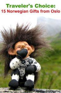 Traveler's Choice: 15 Norwegian Gifts from Oslo