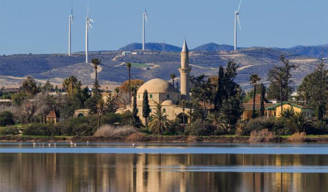 Salt Lake Tour in Larnaca (Self Guided), Larnaca, Cyprus
