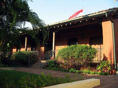 Casa Viola Asuncion