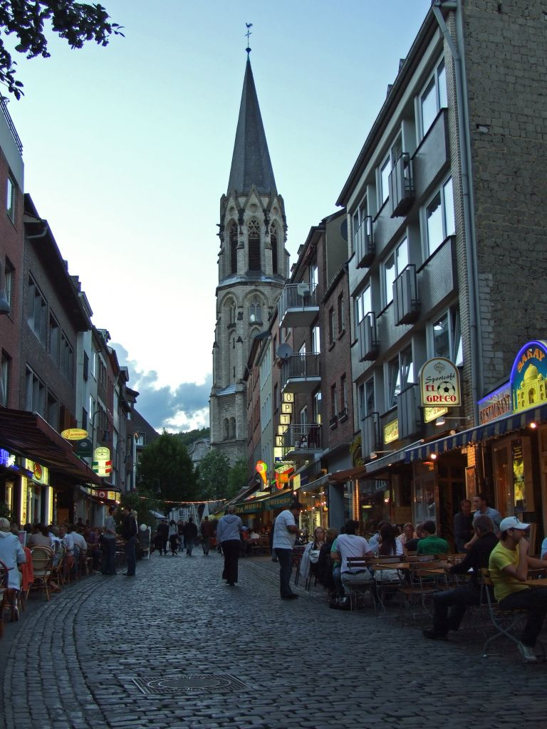 Aachen Nightlife Tour Aachen Germany