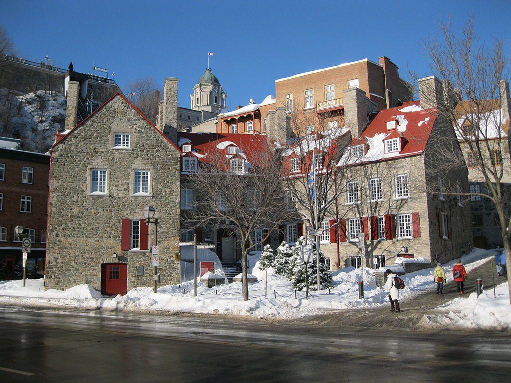 Centre dInterpretation de la Vie Urbaine de la Ville de Quebec Quebec City