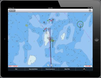 Marine Navigation App  Nautical Charts App