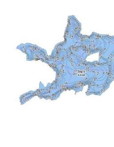 Eagle lake fishing map  boating app also ca on  nautical charts rh gpsnauticalcharts