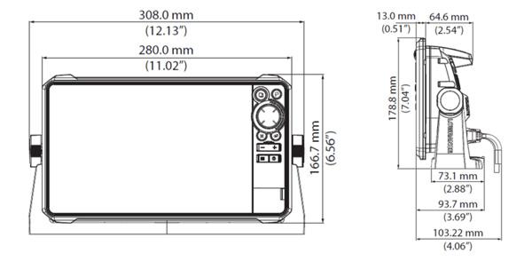 Lowrance HDS 9 LIVE【Sonda GPS Plotter】- GPS Náutico