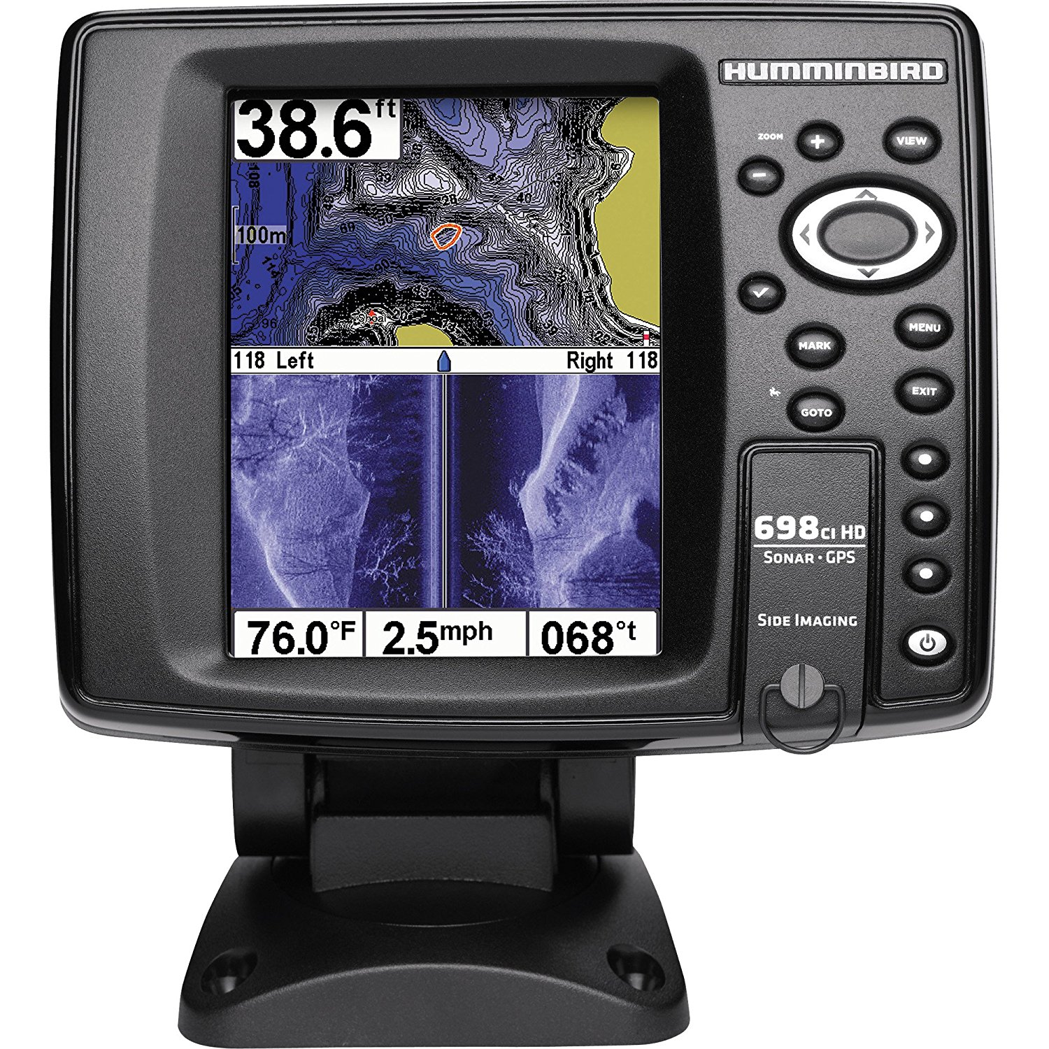 Humminbird 698ci HD SI Reviews