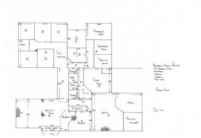 Hellesdon Medical Practice Floorplan - GP Surveyors