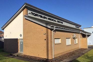 Toryglen Medical Centre case study