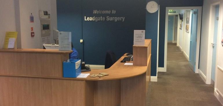 Leadgate-Surgery